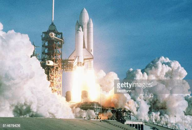 Launch of Space Shuttle Columbia