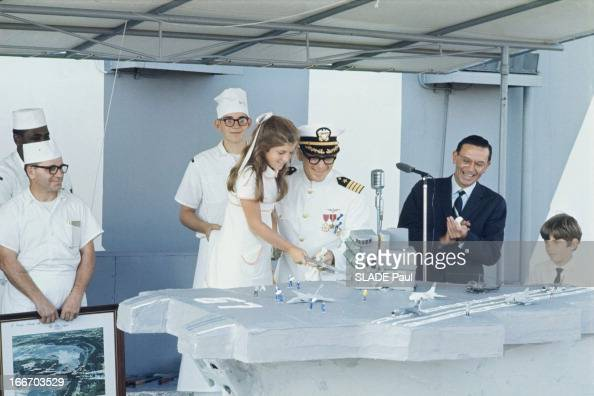 launching of the aircraft carrier jfk pictures getty images. Black Bedroom Furniture Sets. Home Design Ideas