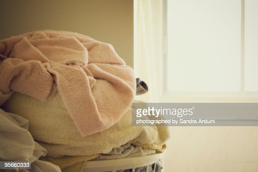 Laundry Day : Stock Photo