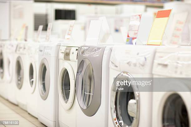 Laundry Machines for Sale in Appliance Store