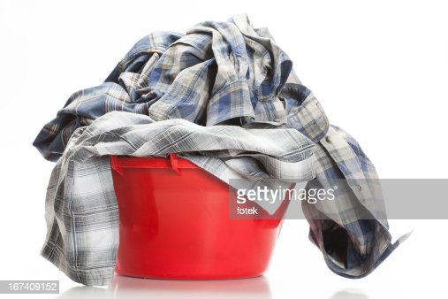 Laundry : Stock Photo