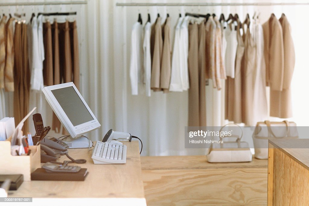 Laundry room : Stock Photo