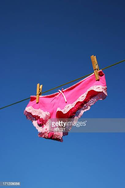 Laundry - underwear