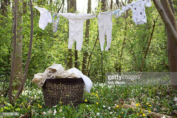 Laundry with country charm