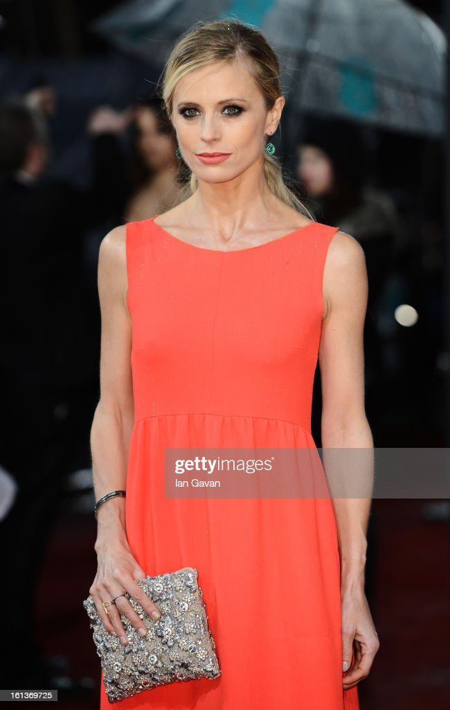 Laura Bailey attends the EE British Academy Film Awards at The Royal Opera House on February 10, 2013 in London, England.