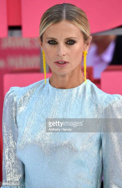 Laura Bailey attends the European premiere of 'Baby Driver' on June 21 2017 in London United Kingdom