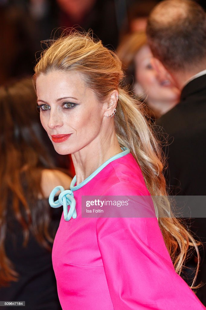 Laura Bailey attends the 'Hail, Caesar!' Premiere during the 66th Berlinale International Film Festival on February 11, 2016 in Berlin, Germany.