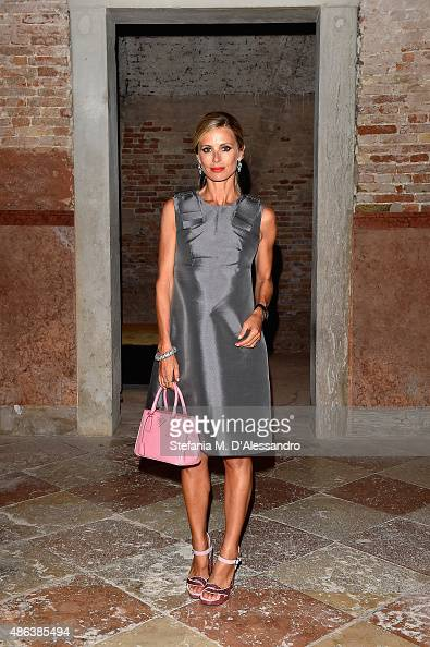 Laura Bailey attends the Miu Miu Women's Tales Dinner during the 72nd Venice Film Festival at Ca' Corner della Regina on September 3 2015 in Venice...
