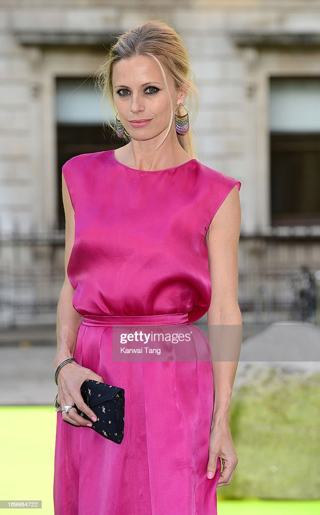 Laura Bailey attends the preview party for The Royal Academy Of Arts Summer Exhibition 2013 at Royal Academy of Arts on June 5, 2013 in London, England.