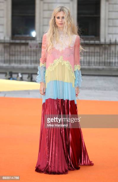 Laura Bailey attends the preview party for the Royal Academy Summer Exhibition at Royal Academy of Arts on June 7 2017 in London England