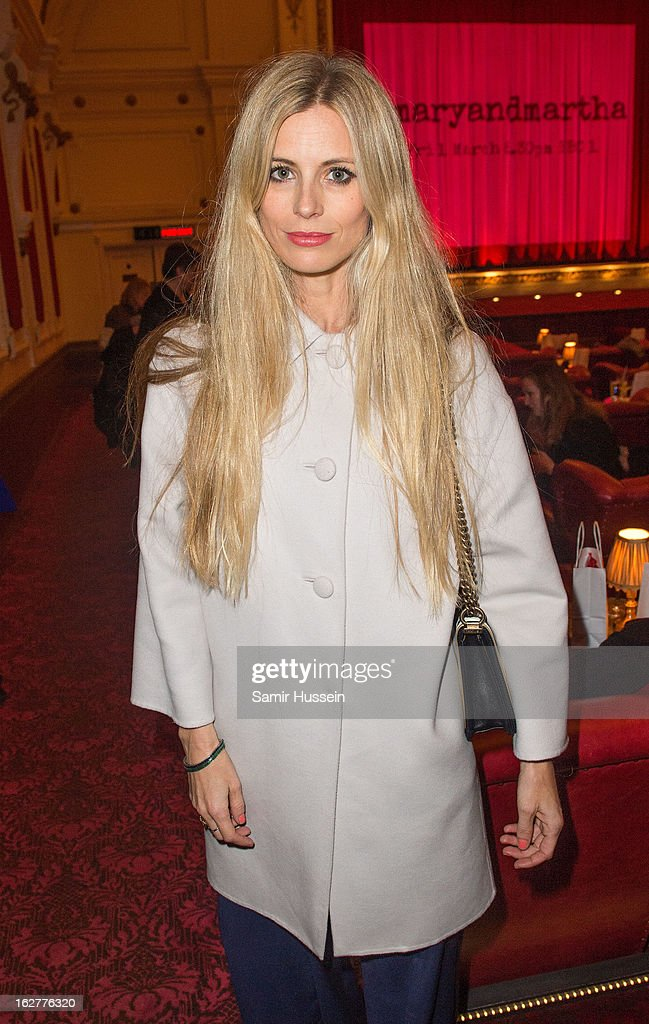 Laura Bailey attends the private screening of Mary & Martha, hosted by Emma Freud at the Electric Cinema on February 26, 2013 in London, England. The film, by Richard Curtis, which airs on BBC1 on Friday 1st March at 8.30pm stars Hilary Swank as Mary and Brenda Blethyn as Martha, an American and and Englishwoman who have little in common apart from the tragedy of losing a son to malaria, that unexpectedly brings them together.