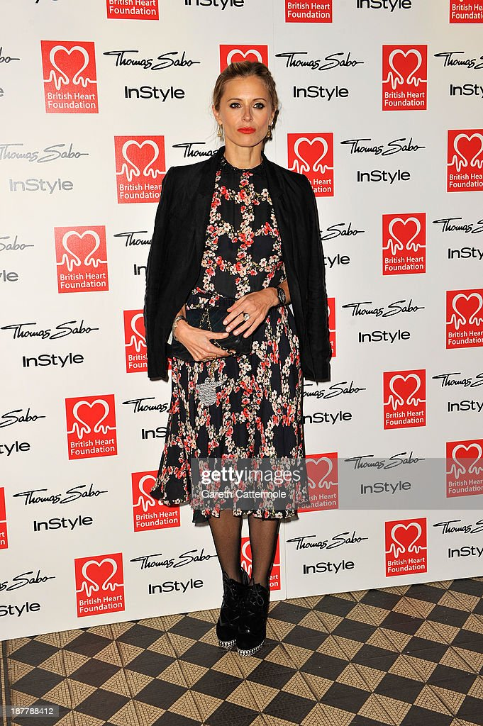 <a gi-track='captionPersonalityLinkClicked' href=/galleries/search?phrase=Laura+Bailey+-+Model&family=editorial&specificpeople=202040 ng-click='$event.stopPropagation()'>Laura Bailey</a> attends the Tunnel of Love fundraiser in aid of the British Heart Foundation at One Mayfair on November 12, 2013 in London, England.