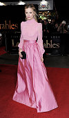 Laura Bailey attends the World Premiere of 'Les Miserables' at Odeon Leicester Square on December 5 2012 in London England