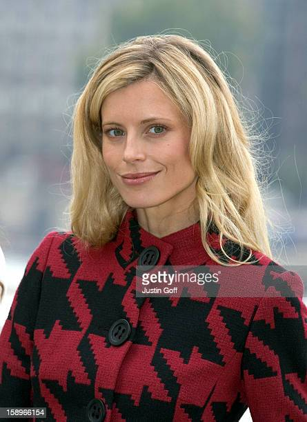 Laura Bailey Helps Launch The New Marks Spencer Tv Advert At The London Eye