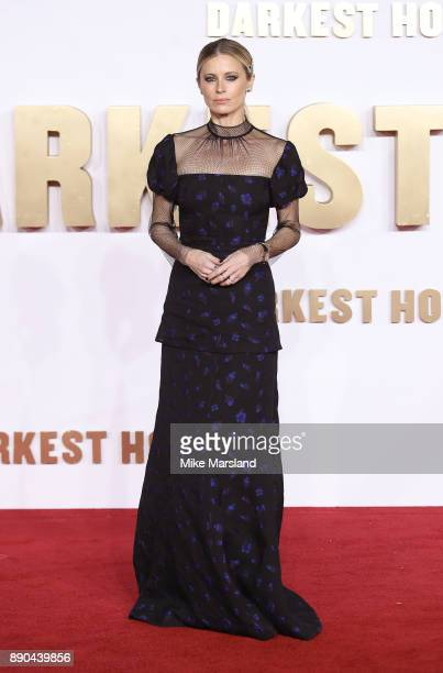 Laura Bailey Thomas attends the 'Darkest hour' UK premeire at Odeon Leicester Square on December 11 2017 in London England
