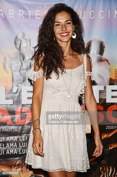 Laura Barriales attends a photocall for 'L'Estate Addosso Summertime' on September 13 2016 in Milan Italy