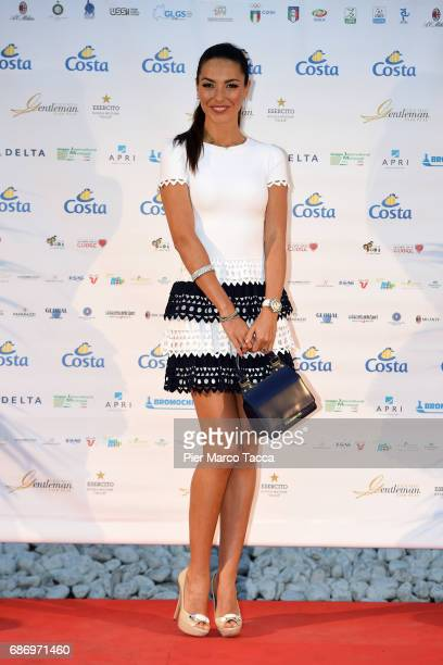 Laura Barriales attends the Gentleman Prize on May 22 2017 in Milan Italy