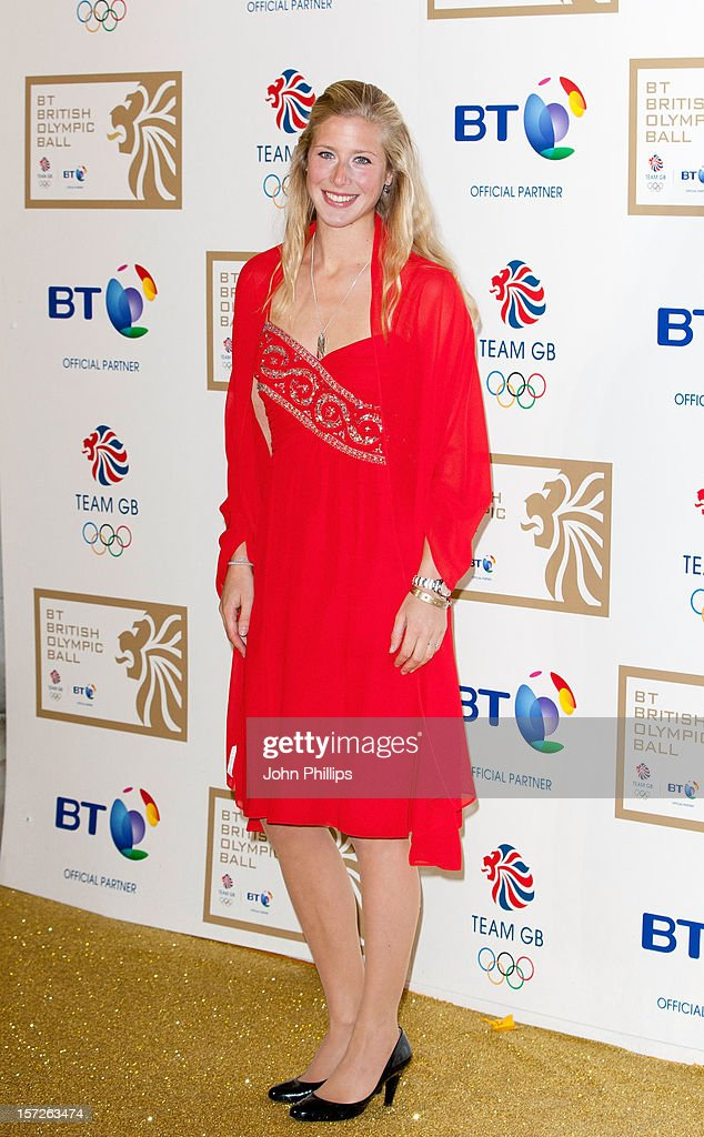Laura Bechtolsheimer attends the British Olympic Ball>> on November 30 2012 in London England