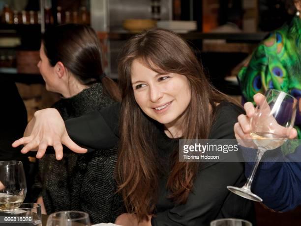 Laura Beckner attends the 2017 Aspen Shortsfest Awards Dinner on April 9 2017 at Aspen Kitchen in Aspen Colorado