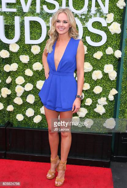 Laura Bell Bundy attends the 2017 Summer TCA Tour CBS Television Studios' Summer Soiree on August 01 in Studio City California