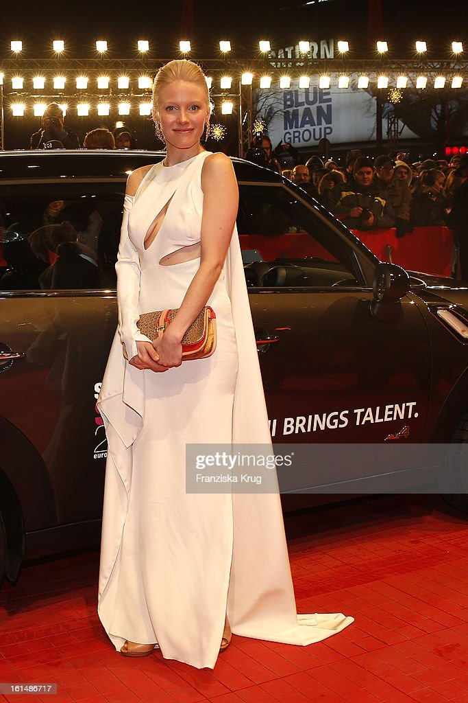 Laura Birn attends 'Mini Shooting Stars' - BMW at the 63rd Berlinale International Film Festival at the Berlinale-Palast on February 11, 2013 in Berlin, Germany.