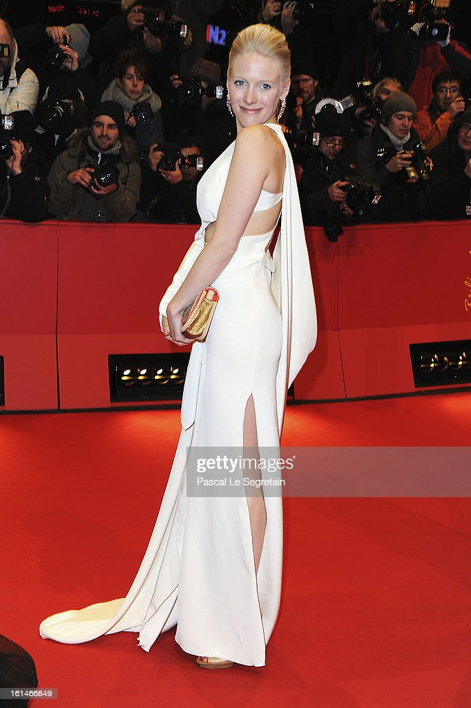 Laura Birn attends the 'Before Midnight' Premiere during the 63rd Berlinale International Film Festival at the Berlinale Palast on February 11, 2013 in Berlin, Germany.