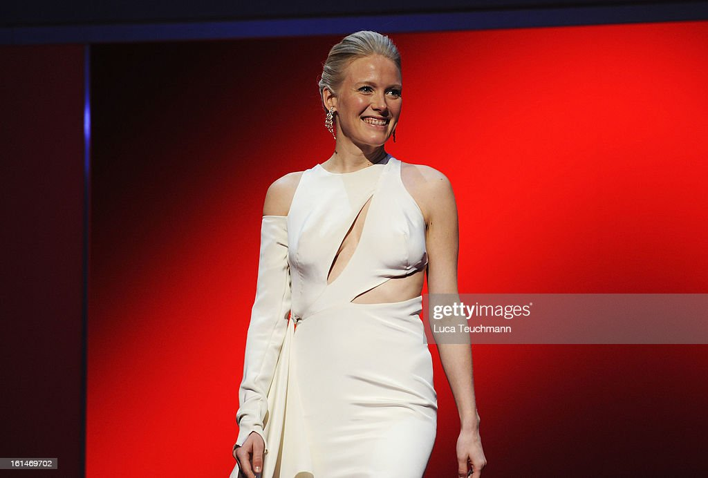 Laura Birn onstage at the Shooting Stars Stage Presentation during the 63rd Berlinale International Film Festival at the Berlinale Palast on February 11, 2013 in Berlin, Germany.