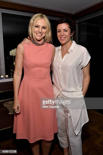 Laura Brown and Garance Dore attend An Intimate Evening Of Shopping With Harper's BAZAAR's Laura Brown And Garance Dore For BAZAAR@ Art Basel Miami...