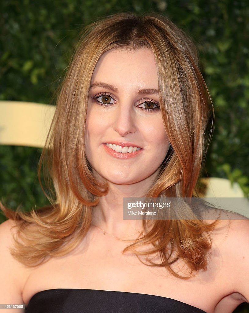 Laura Carmichael attends the British Fashion Awards 2013 at London Coliseum on December 2, 2013 in London, England.