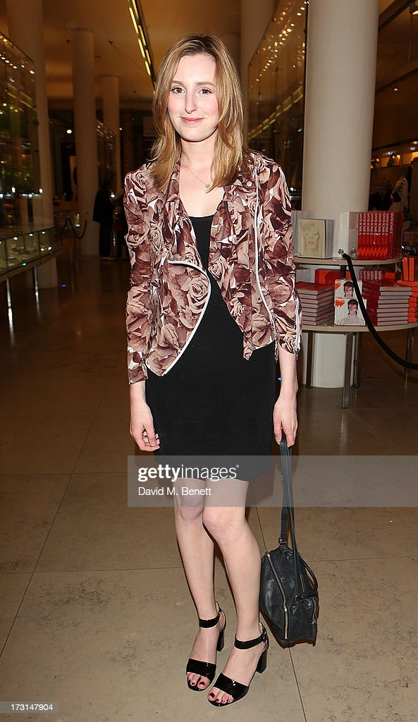 <a gi-track='captionPersonalityLinkClicked' href=/galleries/search?phrase=Laura+Carmichael&family=editorial&specificpeople=7201392 ng-click='$event.stopPropagation()'>Laura Carmichael</a> attends the Club To Catwalk: London Fashion In The 1980's exhibition at Victoria & Albert Museum on July 8, 2013 in London, England.
