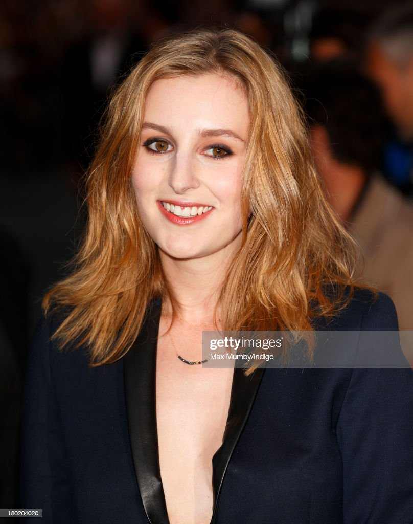 Laura Carmichael attends the GQ Men of the Year awards at The Royal Opera House on September 3, 2013 in London, England.