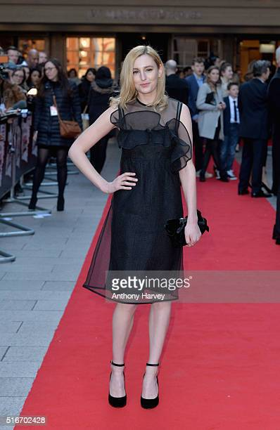 Laura Carmichael attends the Jameson Empire Awards 2016 at The Grosvenor House Hotel on March 20 2016 in London England