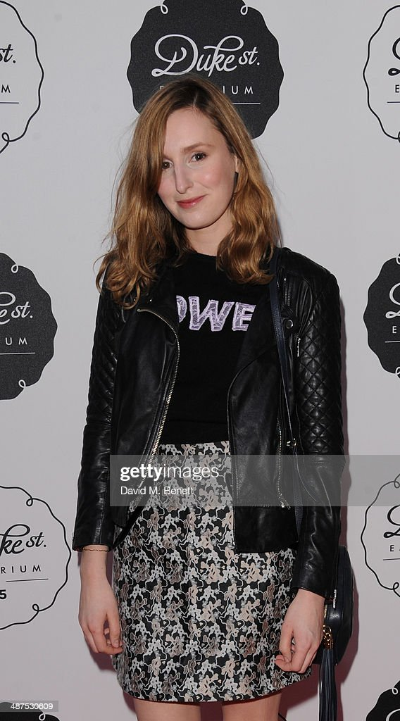 <a gi-track='captionPersonalityLinkClicked' href=/galleries/search?phrase=Laura+Carmichael&family=editorial&specificpeople=7201392 ng-click='$event.stopPropagation()'>Laura Carmichael</a> attends the new concept store 'The Duke Street Emporium' launched by The Jigsaw Group on April 30, 2014 in London, England.