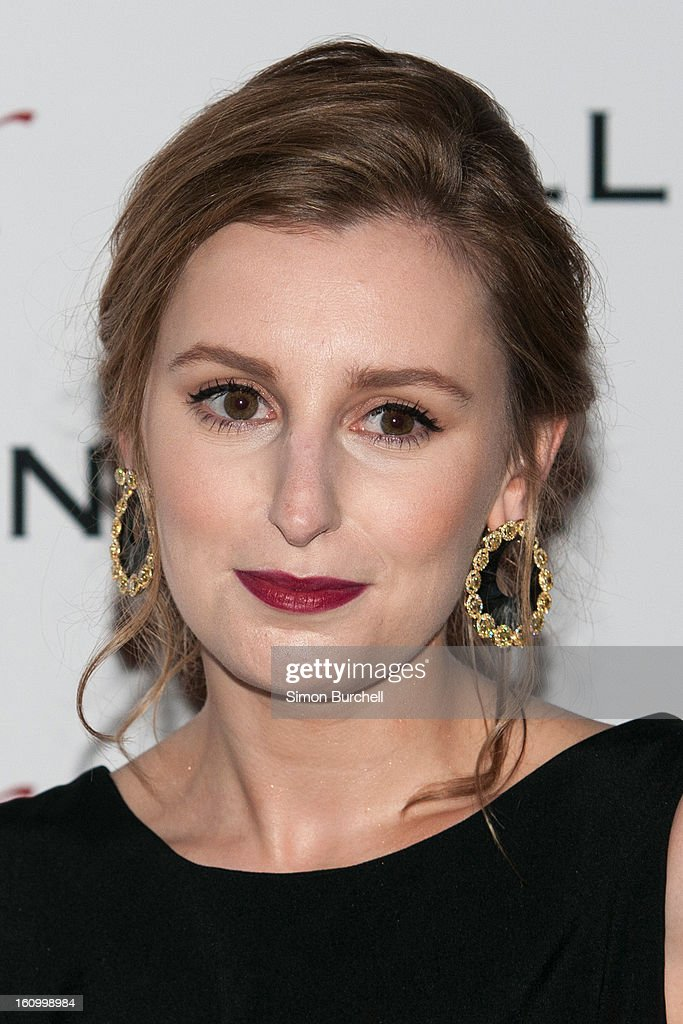 Laura Carmichael attends the WilliamVintage Dinner Sponsored By Adler at St Pancras Renaissance Hotel on February 8, 2013 in London, England.