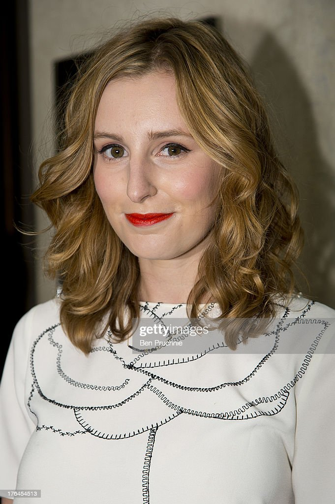 <a gi-track='captionPersonalityLinkClicked' href=/galleries/search?phrase=Laura+Carmichael&family=editorial&specificpeople=7201392 ng-click='$event.stopPropagation()'>Laura Carmichael</a> sighted arriving at The Mayfair Hotel on August 13, 2013 in London, England.
