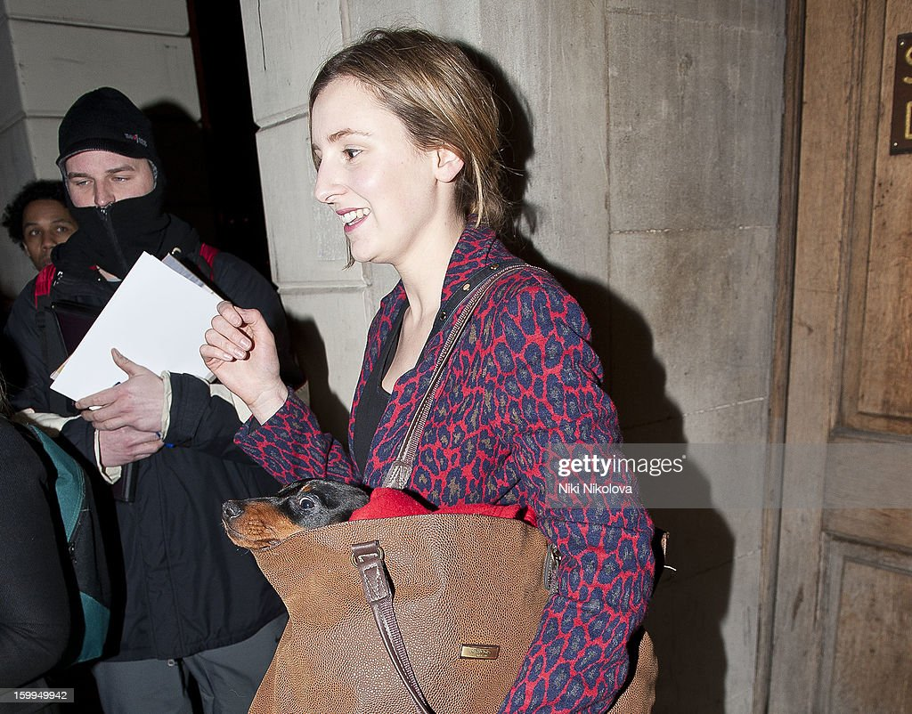 <a gi-track='captionPersonalityLinkClicked' href=/galleries/search?phrase=Laura+Carmichael&family=editorial&specificpeople=7201392 ng-click='$event.stopPropagation()'>Laura Carmichael</a> sighting on January 23, 2013 in London, England.