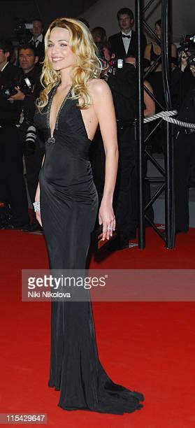 Laura Chiatti during 2006 Cannes Film Festival 'L'Amico di Famiglia' Premiere at Palais des Festival in Cannes France