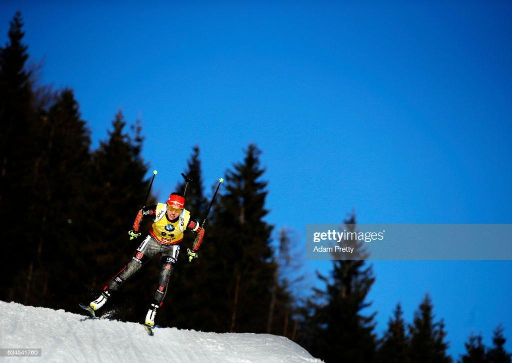 IBU World Championship Biathlon 2017 - Day 3