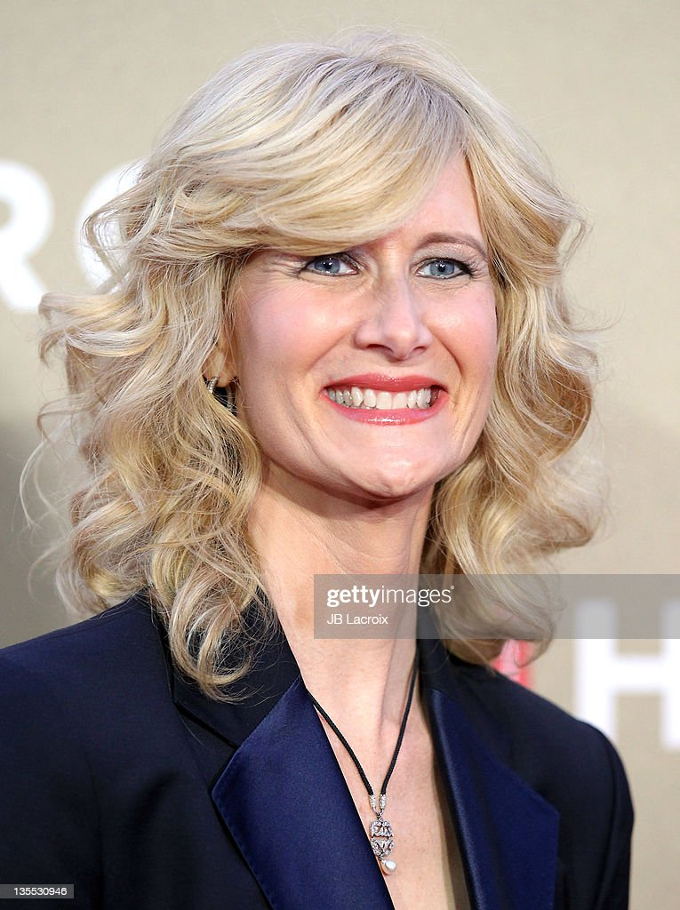 Laura Dern arrives at the 2011 CNN Heroes: An All-Star Tribute held at The Shrine Auditorium on December 11, 2011 in Los Angeles, California.