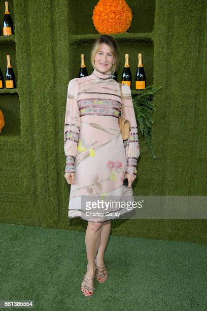 Laura Dern at the Eighth Annual Veuve Clicquot Polo Classic on October 14 2017 in Los Angeles California