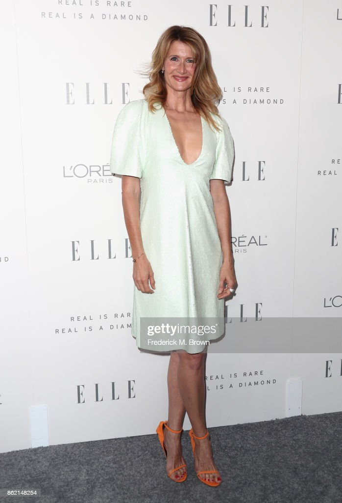 Laura Dern attends ELLE's 24th Annual Women in Hollywood Celebration at Four Seasons Hotel Los Angeles at Beverly Hills on October 16, 2017 in Los Angeles, California.