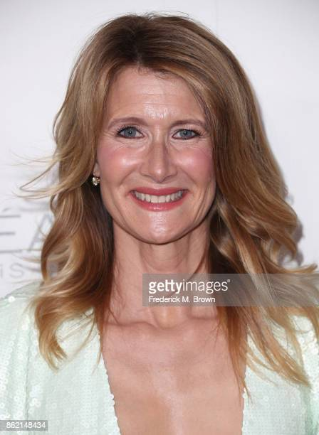 Laura Dern attends ELLE's 24th Annual Women in Hollywood Celebration at Four Seasons Hotel Los Angeles at Beverly Hills on October 16 2017 in Los...