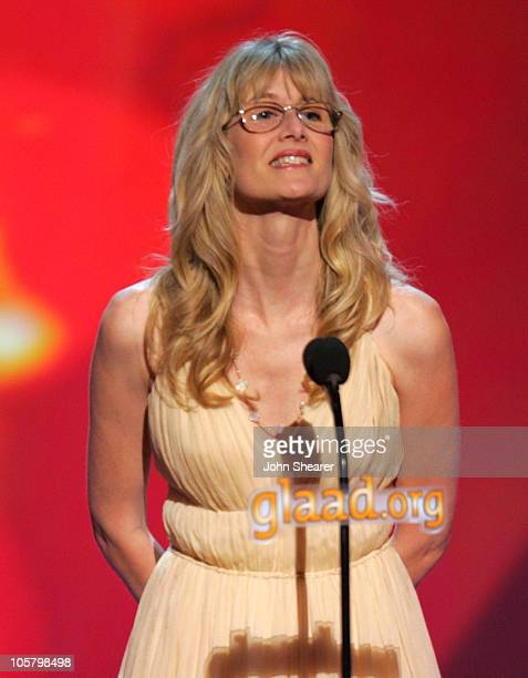 Laura Dern during 17th Annual GLAAD Media Awards Show at Kodak Theater in Los Angeles California United States