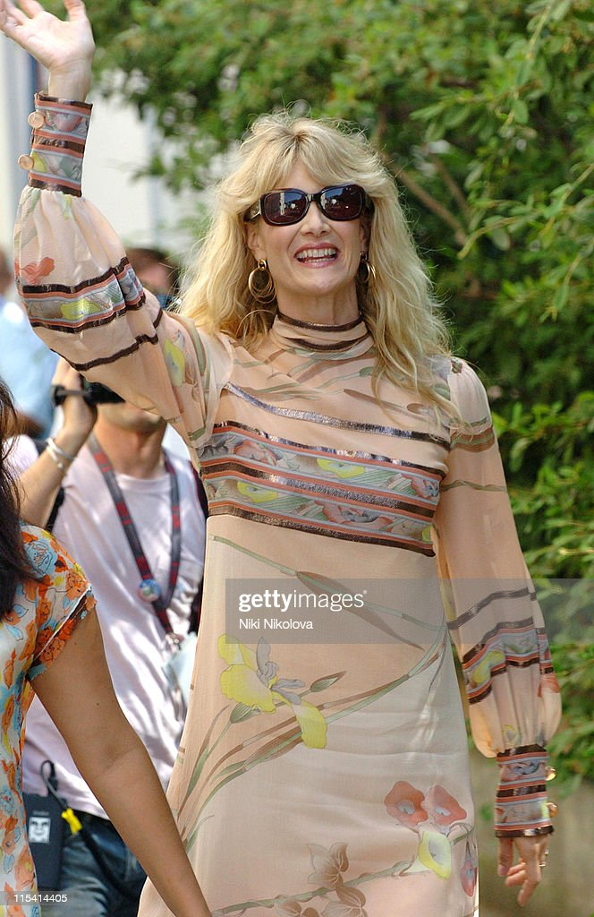 Laura Dern during The 63rd International Venice Film Festival - 'Inland Empire' - Depatures in Venice, Italy.