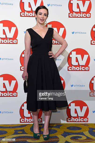 Laura Donnelly attends the TV Choice Awards 2015 at Hilton Park Lane on September 7 2015 in London England