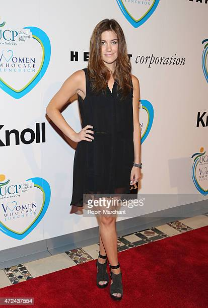 Laura Dreyfuss attends 14th Annual Women Who Care Awards Luncheon Benefiting United Cerebral Palsy Of New York City at Cipriani 42nd Street on May 7...