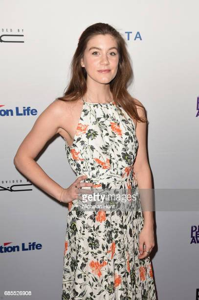 Laura Dreyfuss attends the 83rd Annual Drama League Awards Ceremony and Luncheonat Marriott Marquis Times Square on May 19 2017 in New York City