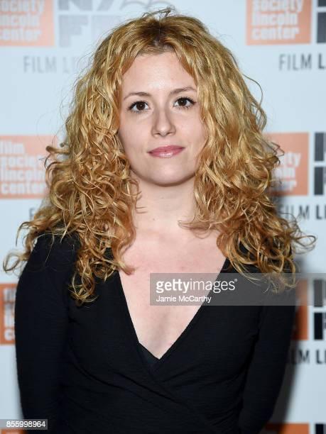 Laura Ferres attends the 55th New York Film Festival Shorts Program 4 Documentary at Francesca Beale Theater on September 30 2017 in New York City