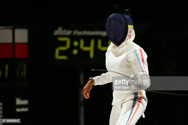 Laura FLESSEL Masters EPEE TISSOT 2005 Levallois