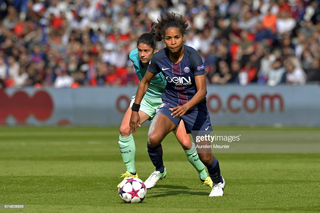 Paris Saint Germain v Barcelona - UEFA Women's Champions League
